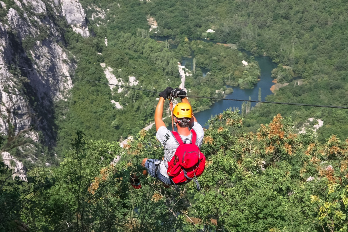 TOP 5 ACTIVE VACATION TOURS IN CROATIA